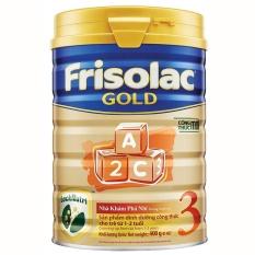 Ôn Tập Sữa Bột Friso Gold 3 400G Friso
