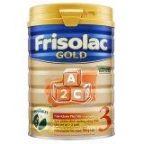 Giá Bán Sữa Bột Friso Gold 3 900G Friso Mới
