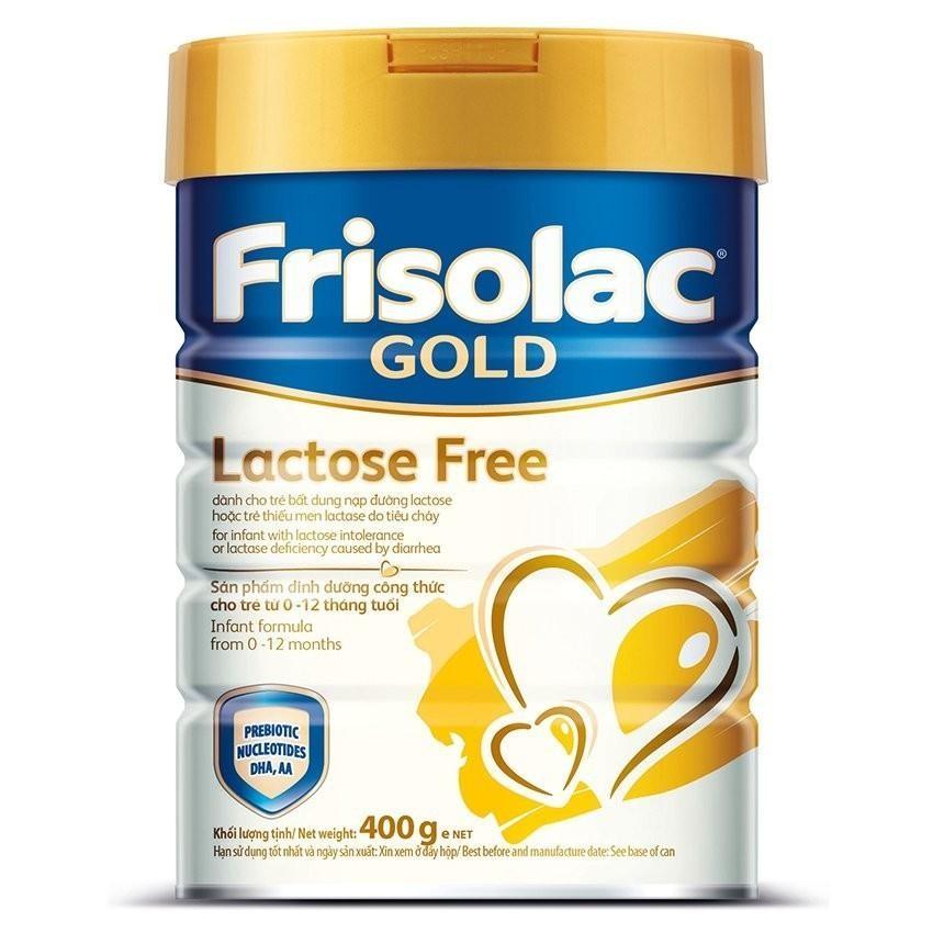 Ôn Tập Sữa Bột Friso Lactose Free 400G