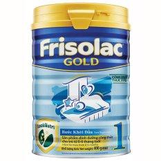 Giá Bán Sữa Bột Frisolac Gold 1 400G Friso Hồ Chí Minh