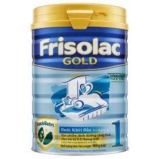 Sữa bột Frisolac Gold 1 900g.