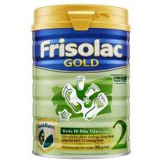 Bán Sữa Bột Frisolac Gold 2 900G Trong Hồ Chí Minh