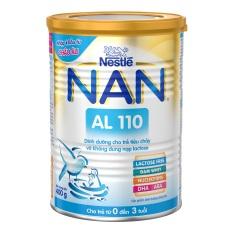 Bán Sữa Bột Nestle Nan Al 110 400G Có Thương Hiệu