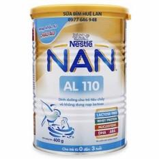 Sữa Bột Nestle Nan All 110 Hộp 400G Cho Trẻ Tieu Chảy 3 Tuổi Nan Chiết Khấu 50