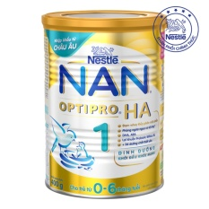 Sữa bột Nestle NAN OPTIPRO HA 1 (400g)