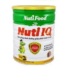 Sữa Bột Nuti Iq 3 900G Gianh Cho Em Be 12 24 Thang Hồ Chí Minh Chiết Khấu 50