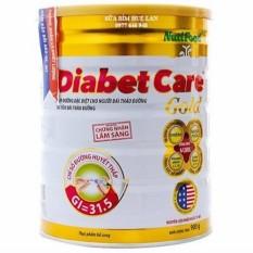 Sữa Bột Nutifood Diabet Care Gold 900G ( Dành Cho Người Tiểu Đường )