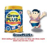 Chiết Khấu Sữa Bột Nutifood Grow Plus Xanh 900G Giup Trẻ Tăng Can Khỏe Mạnh Mẫu Mới Nutifood