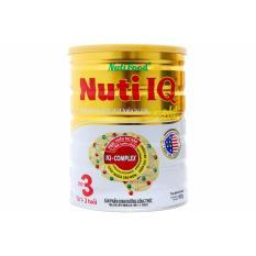Chiết Khấu Sữa Bột Nutifood Iq Gold Step 3 900G Cho Be 1 2 Tuổi Nutifood Hồ Chí Minh