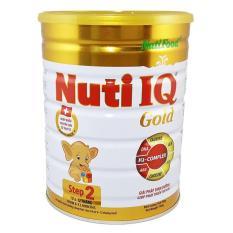 Bán Sữa Bột Nutifood Nuti Iq Gold Step 2 900G Trực Tuyến Trong Hồ Chí Minh