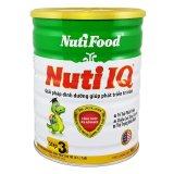 Chiết Khấu Sữa Bột Nutifood Nuti Iq Step 3 900G Bình Dương