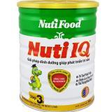 Mã Khuyến Mại Sữa Bột Nutifood Nuti Iq Step 3 900G Trong Hà Nội