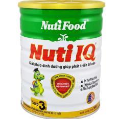 Mã Khuyến Mại Sữa Bột Nutifood Nuti Iq Step 3 900G Hà Nội