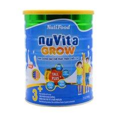 Giá Bán Sữa Bột Nutifood Nuvita Grow 3 900G 500Ml 1 Lit Nutifood Trực Tuyến