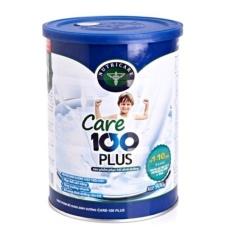 Ôn Tập Sữa Bột Nutri Care Care 100 Plus 900G Mới Nhất