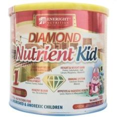 Bán Sữa Bột Nutrient Kid 1 Diamond 700G Có Thương Hiệu Nguyên