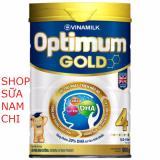 Giá Bán Sữa Bột Optimum Gold Step 4 900Gr Mới Rẻ
