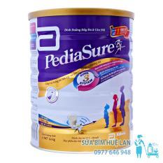 Sữa Bột PediaSure BA Hương Vani Hộp 1,6Kg (Cho Bé 1-10 Tuổi)
