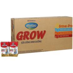 Bán Sữa Bột Pha Sẵn Dielac Grow Hộp 110Ml Thung 48 Hộp