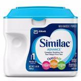 Ôn Tập Tốt Nhất Sữa Bột Similac Advance Tối Ưu Hệ Miễn Dịch Cho Be Từ 12 Thang 658G Của Mỹ