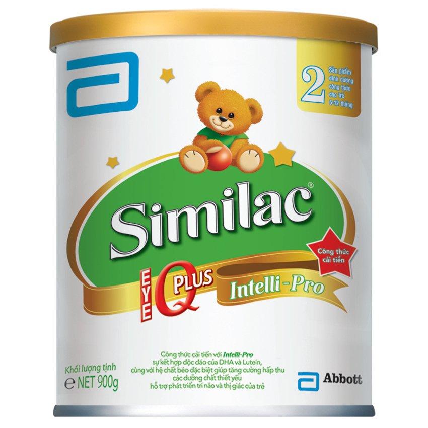 Sữa Bột Similac Iq 2 900G Hồ Chí Minh Chiết Khấu