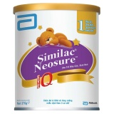 Sữa Bột Similac Neosure Iq 370G Rẻ