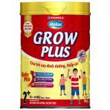 Giá Bán Sữa Bột Vinamilk Dielac Grow Plus 2 900G Hộp Thiếc Mới