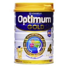 Cửa Hàng Sữa Bột Vinamilk Optimum Gold 4 900G Hộp Thiếc Hà Nội