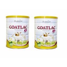 Sữa Dê Goatlac 3 900g cho bé từ 1-3tuổi