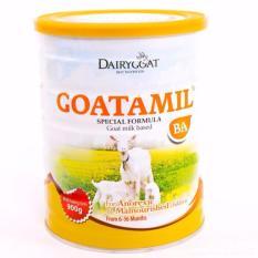 Sữa Goatamil BA 900g (6 tháng-3 tuổi) biếng ăn, suy dinh dưỡng