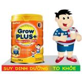 Giá Bán Sữa Grow Plus Cam Chậm Tăng Can Nutifood 900Gram Date Mới Rẻ