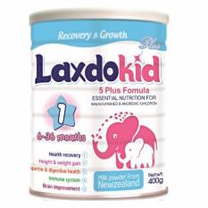 Ôn Tập Sữa Laxdokid Số 1 900G Trong Hà Nội