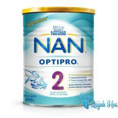Giá Bán Sữa Nan Nga Số 2 Danh Cho Trẻ Từ 6 12 Thang Tuổi 400G Rẻ