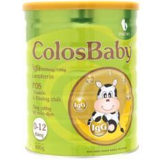 Giá Bán Sữa Non Colos Baby 800G Tốt Nhất