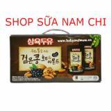 Sữa Oc Cho Hạnh Nhan Đậu Đen Han Quốc 20 Goi Chiết Khấu Hồ Chí Minh