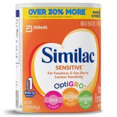 Giá Bán Sữa Similac Senstive Chống Non Trớ Danh Cho Trẻ Từ 12 Thang Loại 845G Của Mỹ Mới