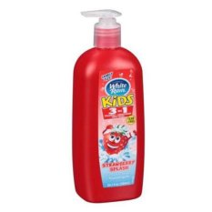 Sữa tắm gội kids 3in1 White Rain Strawberry Splash 783 ml