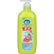 Sữa tắm gội kids 3in1White Rain Watermelon Wave 783ml