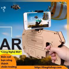 Hình ảnh Súng chơi game thực tế ảo AR trên điện thoại - AR Gun