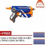 Sung Nerf N Strike Elite Firestrike Blaster Tặng Kem 20 Vien Đạn Xốp Chiết Khấu Hồ Chí Minh