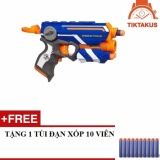 Sung Nerf N Strike Elite Firestrike Blaster Tặng 1 Tui Đạn Xốp 10 Vien Nerf Chiết Khấu