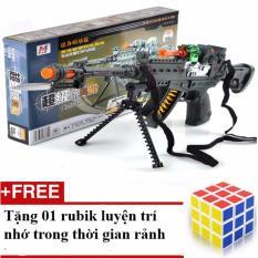 Mua Sung Người Nhện Sử Dụng Pin Co Đen Tặn 01 Rubik Trơn Nhạy 3X3X3 Oem