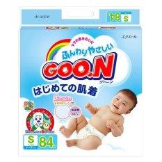 Siêu Tiết Kiệm Khi Mua Tã Dán Goon Nhật S84 - 84 Miếng Dành Cho Trẻ Từ 4-8kg