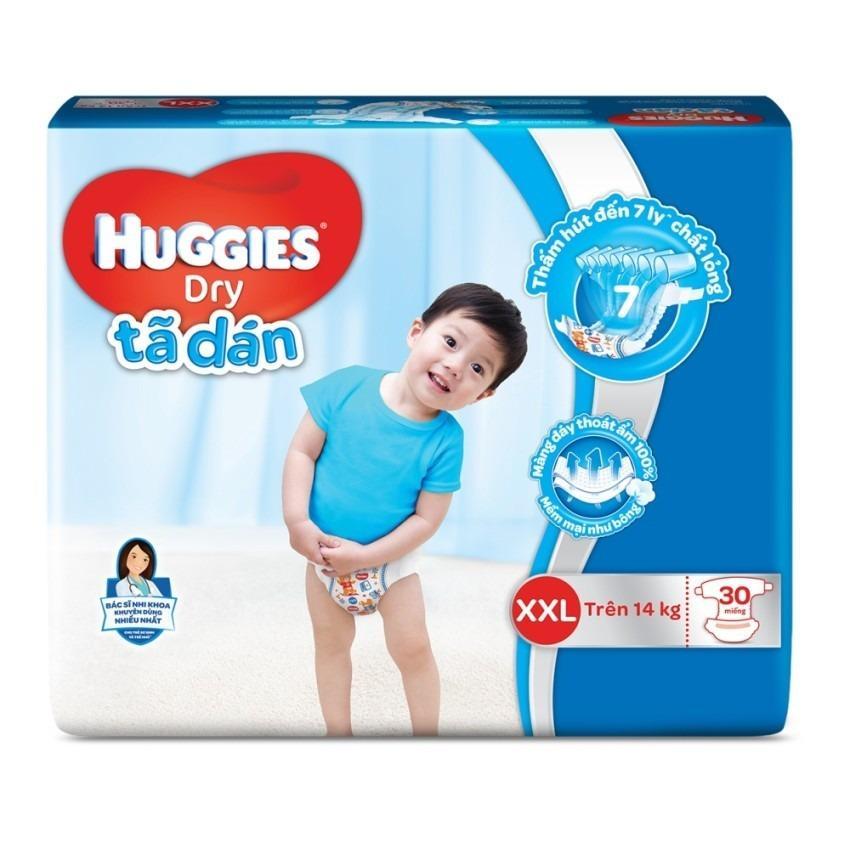 Bán Mua Ta Dan Huggies Dry Jumbo Xxl30 Mới Hồ Chí Minh