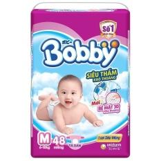 Giá Bán Ta Giấy Bobby Fresh Sieu Mỏng M48