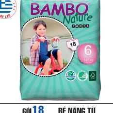 Ta Quần Bambo Nature 6 Xl18 Kg Abena Rẻ Trong Vietnam