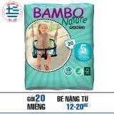 Ta Quần Bambo Nature Junior 5 Xl20 Nguyên
