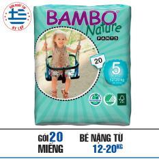 Ôn Tập Ta Quần Bambo Nature Junior 5 Xl20 Mới Nhất