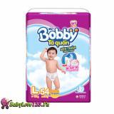 Ôn Tập Ta Quần Bobby Size L54 Miếng Cho Be 9 13 Kg Bobby