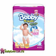 Giá Bán Ta Quần Bobby Size L54 Miếng Cho Be 9 13 Kg Mới Rẻ